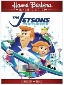 The Jetsons: The Complete Series (DVD) - FREE SHIPPING AUSTRALIA WIDE