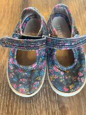 Filles Toile START RITE Chaussures 5.5 EU22
