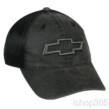 Chevrolet Mesh Back Hat Chevy Logo Trucker Hat Baseball Cap GEN11A Hunting Hat