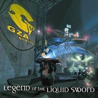 Legend Of The Liquid Sword (Clean); GZA/Genius 2002 CD, Rap, Wu-Tang Clan, Ghost