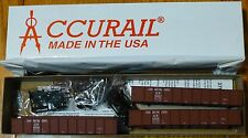 Accurail HO #37424 (3 Pack) Union Pacific AAR 41' Steel Gondola (Kit Form)