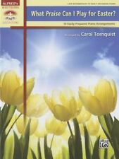 WHAT PRAISE CAN I PLAY FOR EASTER? - TORNQUIST, CAROL (COP) - NEW PAPERBACK BOOK