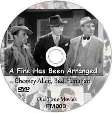 A Fire Has Been Arranged - Chesney Allen, Bud Flanagan & Alastair Sim. DVD 1935
