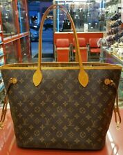 LOUIS VUITTON Neverfull  Repair Service Replacement Of All Leather Trimmings