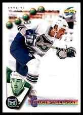 1994-95 Score Geoff Sanderson #144