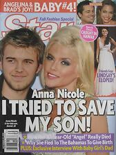 ANNA NICOLE SMITH 2006 STAR Magazine LINDSAY LOHAN / ANGELINA JOLIE