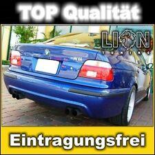 Hecksto�Ÿstange Heckschürze 5er BMW E39 M5 Look Sto�Ÿstange hinten ohne PDC