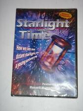 STARLIGHT AND TIME Dr. R. Humphreys by Creation Ministries International NEW DVD