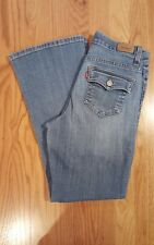 Women's 512 Levi's Jeans ~ Perfectly Slimming ~ Boot Cut ~ Size 6 Short