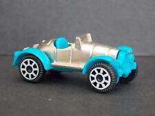 Jouet kinder tacot métal couleur bleue K98 92 France 1997