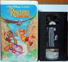 DISNEY VHS BLACK DIAMOND 1991 The Rescuers Down Under DISNEY STICKER 1142
