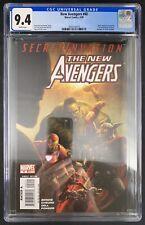 New Avengers #40 CGC 9.4 6/08 3936136019 - 1st app Veranke; Secret Invasion