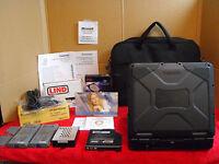 Black Panasonic Toughbook CF-31 MK3 8GB 512SSD LTE GPS 10 PRO OPTIONAL WEBCAM