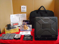OEM Black Panasonic Toughbook CF-31 2.6 MK3 500GB DVDRW 4G LTE HDMI GPS WIN 7