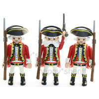 Playmobil Redcoats British Army Soldiers Guards Military