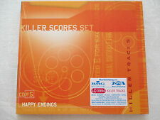 Killer Scores Set - Happy Endings, Tender Moments, Up and Happy - CD