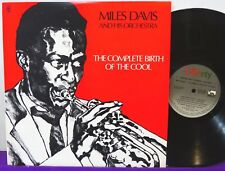 MILES DAVIS Complete Birth Of Cool WRC LP RARE ~ AUSTRALIAN MAIL ORDER ONLY NM