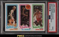 1980 Topps Basketball Larry Bird ROOKIE RC PSA 9 MINT