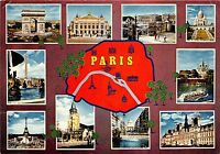 B31541 Paris multi vues france