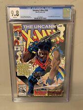The Uncanny X-Men #288 Bishop CGC 9.8