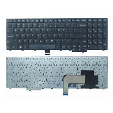 New for Lenovo T540P E540 W550 W541 For Ibm no Backlight Us Laptop keyboard