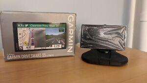 "Garmin Drivesmart 55 Ex with Traffic 5.5"" Screen"