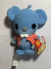 Funko Plushies Itchy The Simpsons Plush 2011 Figure Doll W Tags