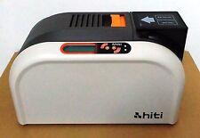 HiTi CS-200e Single side ID Card color printer