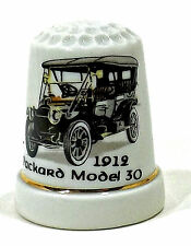 Packard model 30 1919 car automobile porcelain thimble