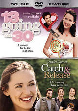 13 Going On 30/Catch  Release (DVD, 2015) - NEW!!