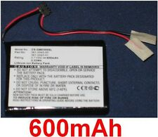 Batterie 600mAh type 361-0043-00 361-0043-01 Pour Garmin Edge 500