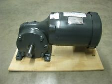 Usmotor Syncrogear S351 Electric Gear Motor 12hp 3 Phase 99 Rpm