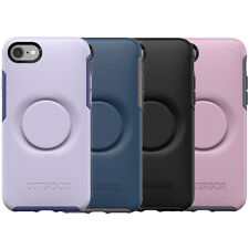 OtterBox for Apple iPhone SE 2020 [Pop Symmetry Series] Stand Grip Case Cover Du