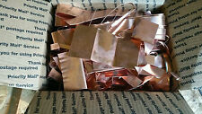 Copper Scrap - 10 Pounds - Misc Pieces -  FREE USA SHIPPING