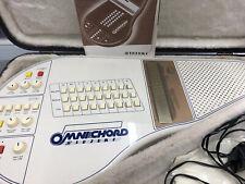 Suzuki Omnichord OM-27 Electronic Autoharp Synthesizer *GREAT CONDITION*
