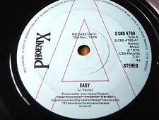 """PHOENIX - EASY  7"""" VINYL PROMO"""