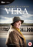 Vera Season 9 Series Nine Ninth (Brenda Blethyn) IN STOCK NOW New DVD Region 4