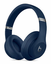 Apple auriculares Bluetooth beats Studio3 azul