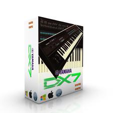 Yamaha DX-7 Classic Synthesizer for KONTAKT