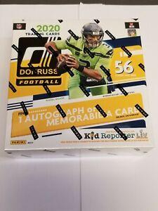 2020 Donruss Fanatics Mega Box Sealed w/ 10 Optic Preview Exclusive RC Panini