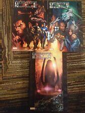 Ultimate Galactus Trilogy Nightmare Secret Extinction vol 1 2 3 TPB Warren Ellis