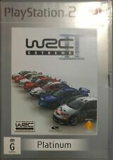Playstation 2 PS2 Game WRC II Extreme Platinum Edition