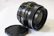 Carl Zeiss Distagon 35mm 1:2 .8 lente, QBM Mount FITS Rolleiflex SL350 SL35, M, E