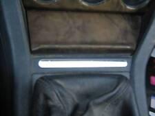 D Audi 80 90 B4 Chrom Strebe für Schaltkulisse - Edelstahl poliert