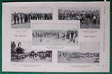 1900 BOER WAR ERA LANCERS OTTO'S KOPJE HELIOGRAPH COLONEL SCOTT TURNER COLONIAL