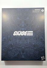 GI Joe Classified SNAKE EYES Deluxe Figure Hasbro Pulse Exclusive 2020 In Hand
