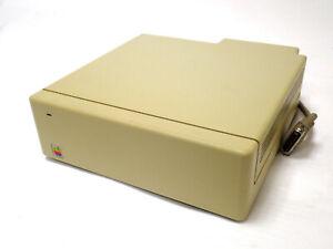 APPLE MACINTOSH 20MB HARD DISK 20 MODEL M0135 for MAC 512K or 512KE POWERS UP!