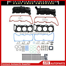 2007-2010 Ford Explorer Sport Trac Valve Cover Gasket Set 69278KK For 2001-2005
