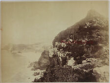 Afrique du Sud South Africa Cape Town Photo Vintage albumine ca 1880