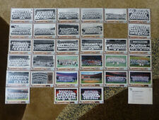 AT&T San Francisco Giants Baseball Card Collection 1958-1991 except 1968 & 1989